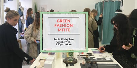 Green Fashion Tour Mitte Tickets