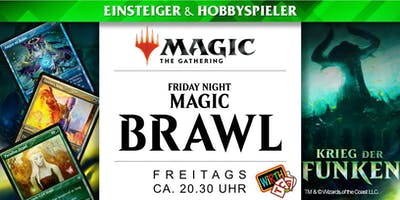 Friday Night Magic: BRAWL