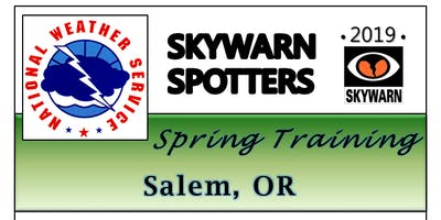 Weather Spotter Training