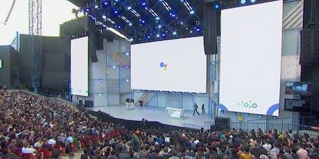 Google IO Extended '19 Roma biglietti