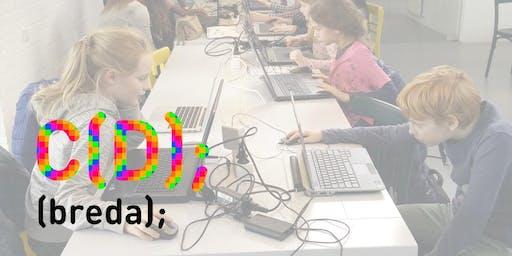 CoderDojo Breda - Leer programmeren - Special edition : Graphic Matters Festival