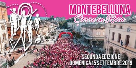 Montebelluna in Rosa 2019 biglietti