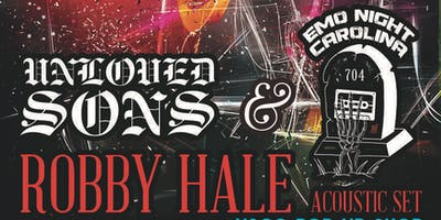 Emo Night Carolina Presents: Robby Hale