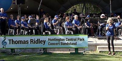 Huntington Beach Concert Band Summer Concert Series