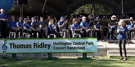 Huntington Beach Concert Band Summer Concert Series tickets