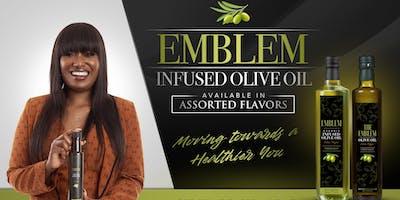 A Taste of Emblem Olive Oil