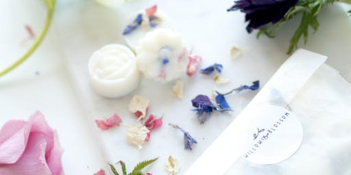 Botanical Candle and Petal Melt Workshop