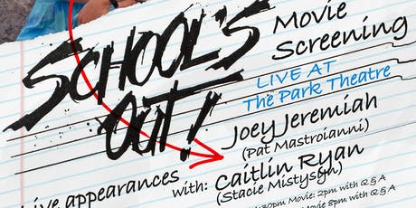 Degrassi School's Out with Joey and Caitlin LIVE - tickets