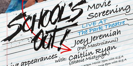 Degrassi School's Out with Joey and Caitlin LIVE -