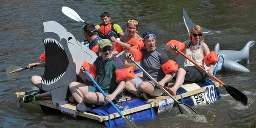 12th Annual July 4th Raft Race