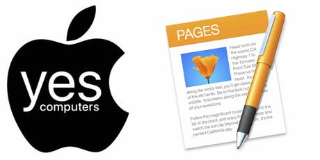 Mac Basics: Introduction to Pages tickets