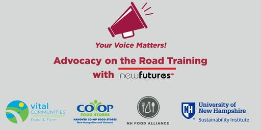 Advocacy on the Road - Upper Valley