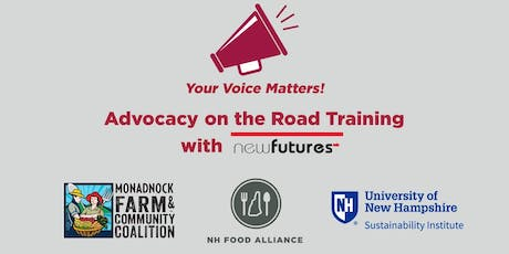Advocacy on the Road - Monadnock tickets