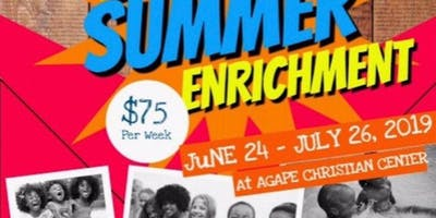 F.A.M.E. Summer Enrichment Program