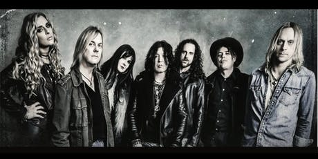 TOM KEIFER AND L.A. GUNS STARRING PHIL LEWIS and TRACII GUNS tickets