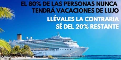Viaja por menos, gratis, incluso genera ingresos!!! entradas