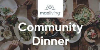 Community Dinner - May