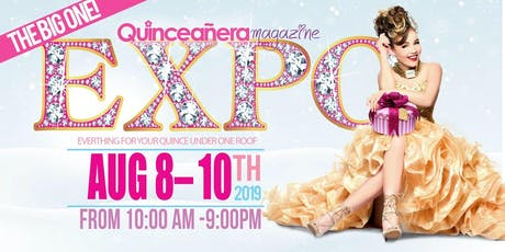 EXPO QUINCEANERA FLORIDA tickets