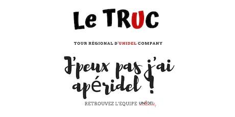 LE TRUC PARIS billets