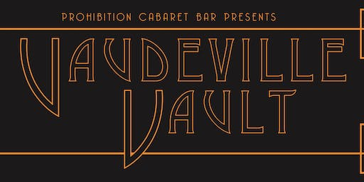 Vaudeville Vault - The Sapphire Whiskers & Guests Burlesque Show