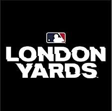 MLB London Yards logo