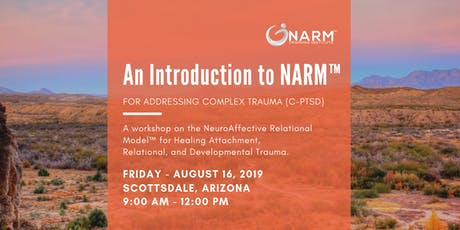 Healing Developmental Trauma - An Introduction to NARM™ tickets