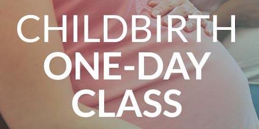 One Day Childbirth Class - Fairfax