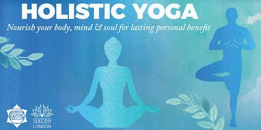 Holistic Yoga (Yoga, Wisdom, Meditation)