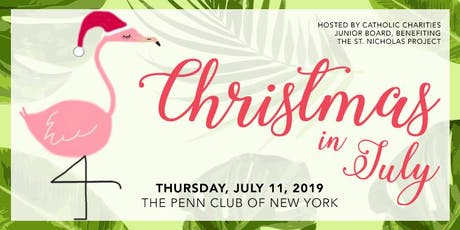 2019 Christmas in July tickets