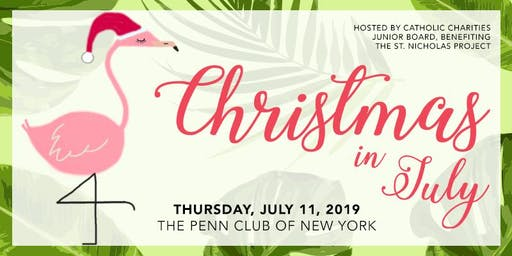 2019 Christmas in July