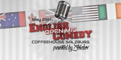 English Comedy - Open Mic