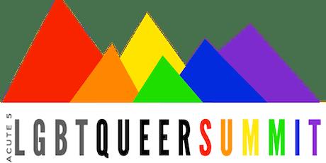 LGBTQueer Union Summit 2019 tickets