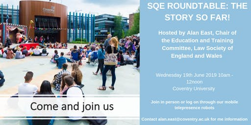 SQE Roundtable Discussion: The story so far!