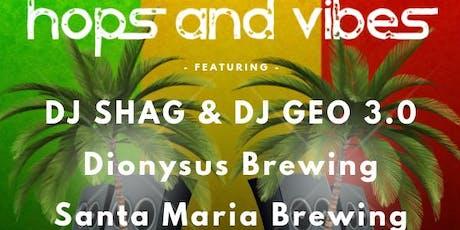 Hops & Vibes - Reggae & Brews tickets