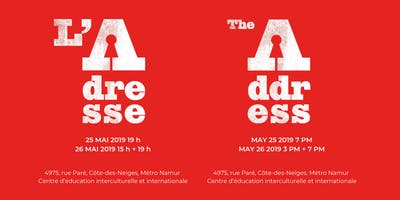 L'adresse | The address
