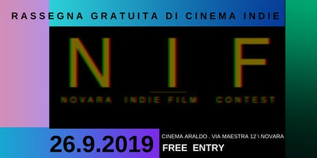 Rassegna Gratuita Di Cinema Indipendente a Novara biglietti
