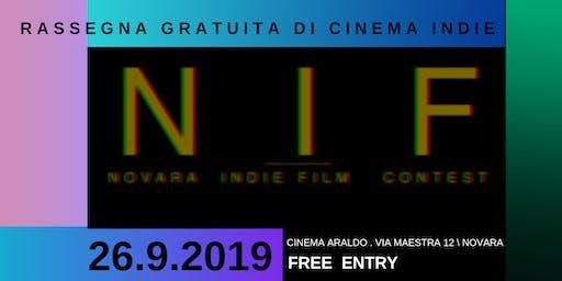 Rassegna Gratuita Di Cinema Indipendente a Novara