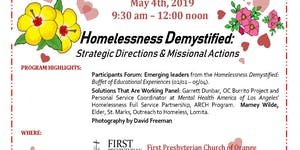 Homelessness Demystified: Strategic Directions and...