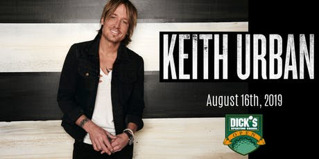 DSGO Keith Urban Benefit Concert for Abraham House tickets