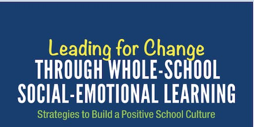 Social Emotional Learning: Professional Development for Educators