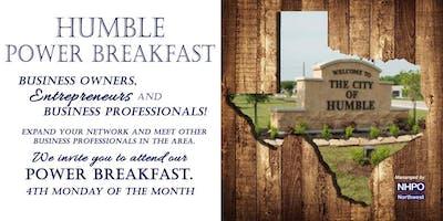 Humble Power Breakfast