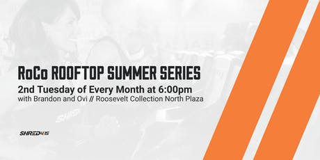 RoCo Rooftop Summer Series tickets