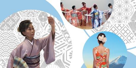Japanese Traditional Dance  Concert- Nihon Buyo tickets
