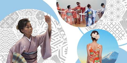 Japanese Traditional Dance  Concert- Nihon Buyo
