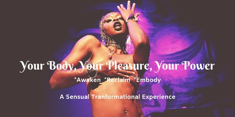 Sensual Embodied Awakening tickets