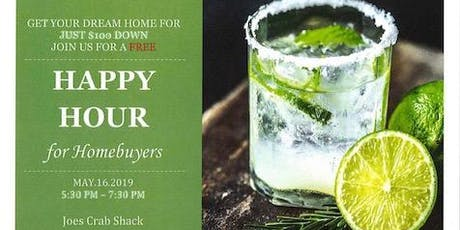 Happy Hour for Home Buyers  tickets
