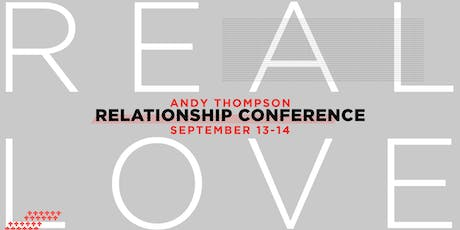 REAL LOVE RELATIONSHIP CONFERENCE tickets