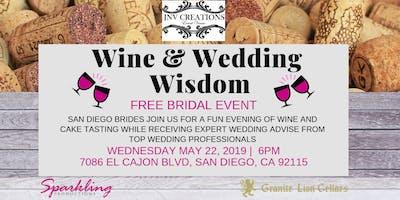 Wine & Wedding Wisdom