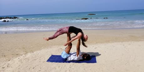 Acro Yoga tickets