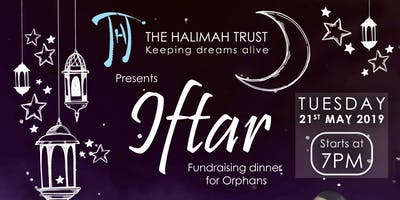 Halimah Trust Fundraising Iftar  for Orphans